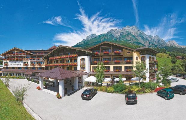 фото отеля Leonhard изображение №37