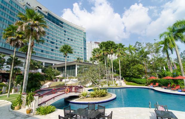 фото отеля Thistle Johor Bahru Hotel (ех. Hyatt Regency) изображение №1