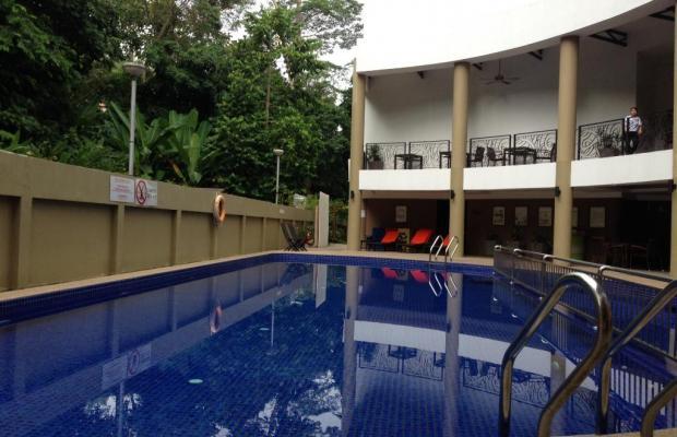 фотографии отеля Palace Kota Kinabalu (ex. Berjaya Palace) изображение №23