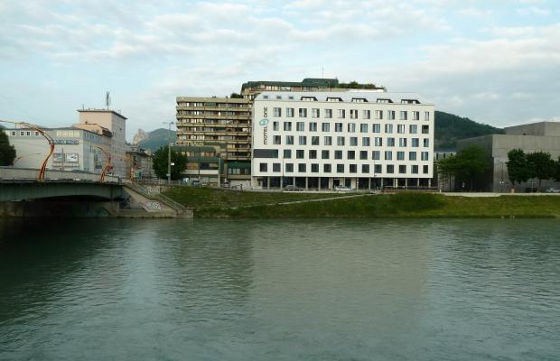 фотографии отеля Motel One Salzburg-Mirabell изображение №7