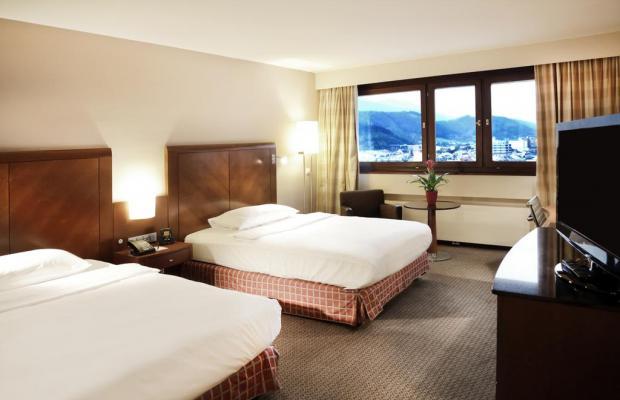 фото отеля Hilton Innsbruck (ex. Holiday Inn) изображение №5