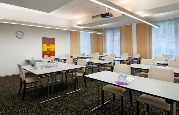 фотографии отеля Holiday Inn Salzburg City изображение №27