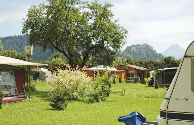 фотографии отеля Gasthof-Camping Lindenhof изображение №3