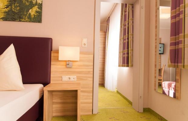 фотографии отеля Der Salzburgerhof изображение №11