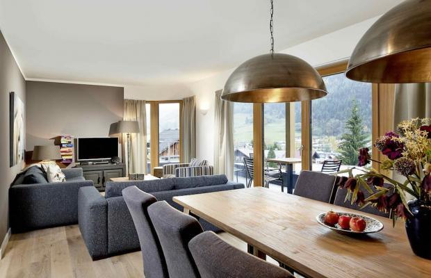 фотографии отеля Kaprun Glacier Estate изображение №23