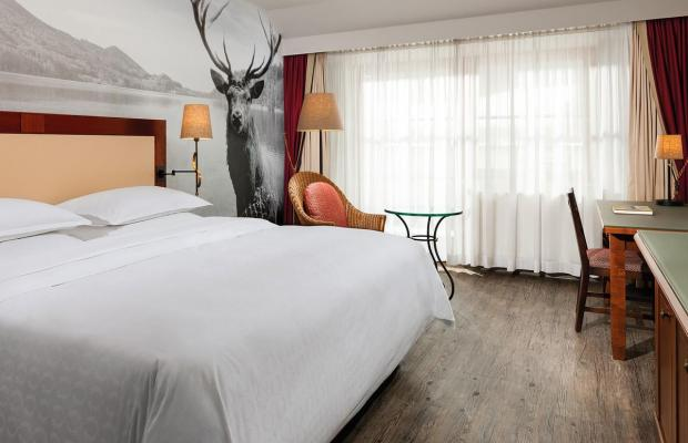 фотографии отеля  Sheraton Fuschlsee-Salzburg Hotel Jagdhof (ex. Arabella Sheraton Hotel Jagdhof) изображение №23