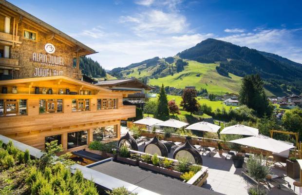 фотографии отеля Alpin Juwel (ex. Ellmau) изображение №27