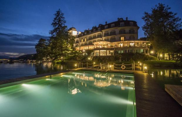 фото отеля Hotel Schloss Seefels изображение №45