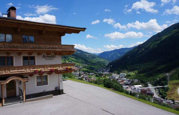 фото отеля Alpen Hit Appartements Saalbach (ex. Rapoltgut) изображение №9
