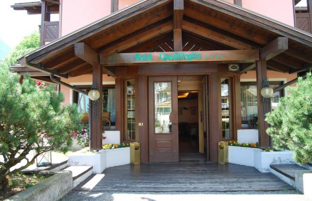фото отеля Hotel Quadrifoglio изображение №13
