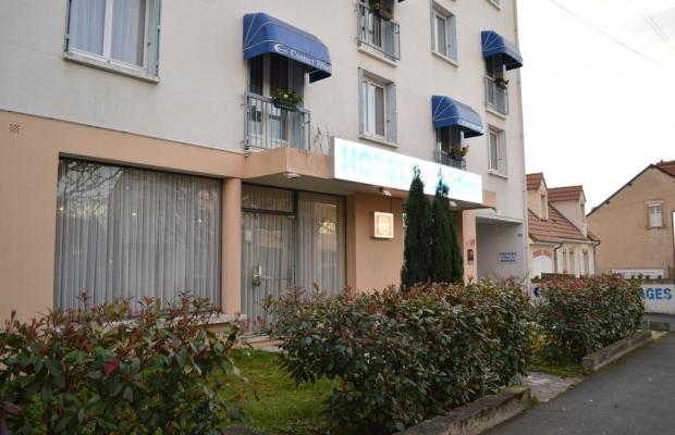 фотографии отеля Hotel Christina Chateauroux изображение №23