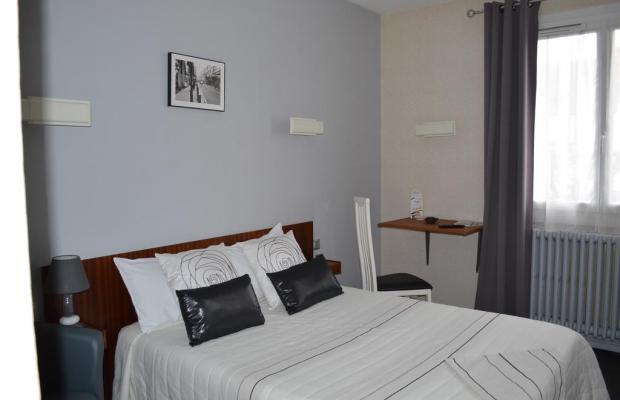 фотографии отеля Hotel Christina Chateauroux изображение №19
