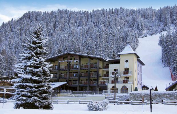 фото отеля Design Oberosler Hotel(ex. Oberosler hotel Madonna di Campiglio) изображение №1