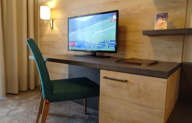 фотографии отеля Kosis Sports Lifestyle (ex. Sonne Hotel) изображение №7