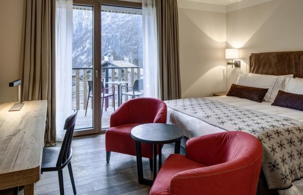фотографии Grand Hotel Courmayeur Montblanc изображение №12