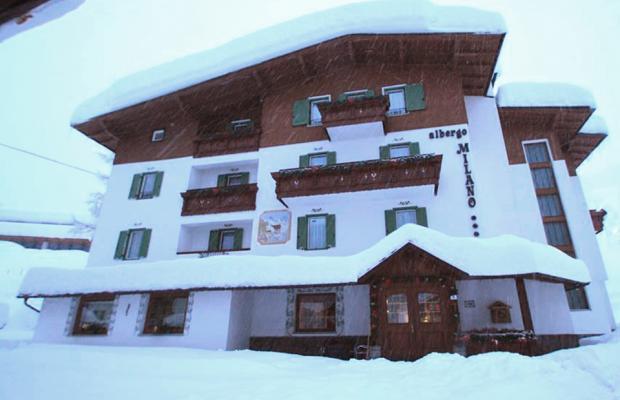 фото отеля Albergo Milano Pejo Terme изображение №1