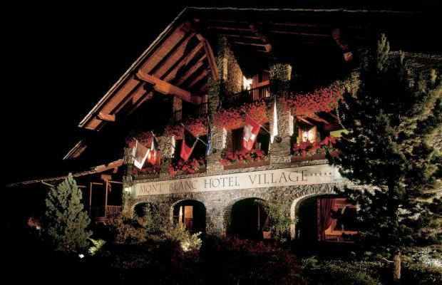 фото Mont Blanc Hotel Village изображение №2