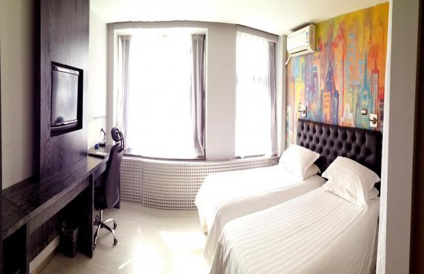 фотографии отеля FX Hotel ZhongGuanCun (Furamaxpress) изображение №11