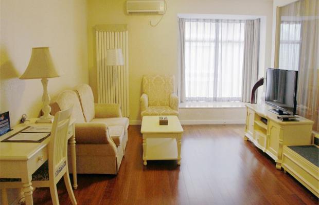 фотографии отеля TaiYue Suites Beijing изображение №47