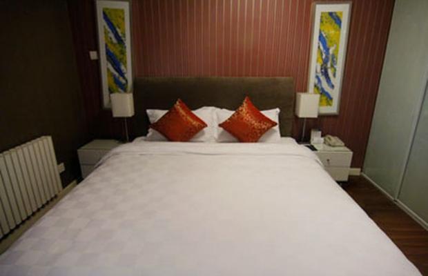 фотографии отеля TaiYue Suites Beijing изображение №11