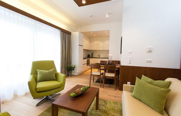 фотографии отеля Schneeweiss lifestyle - Apartments - Living изображение №19