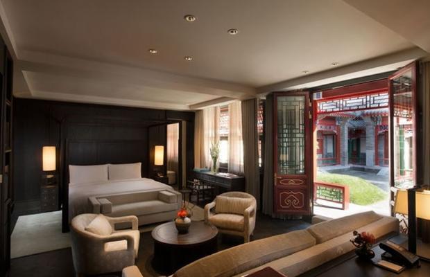 фото Waldorf Astoria Beijing изображение №26