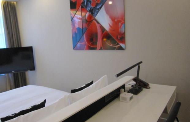 фотографии отеля Tangram Hotel Xinyuanli изображение №23