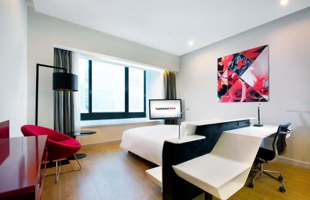 фото отеля Tangram Hotel Xinyuanli изображение №21