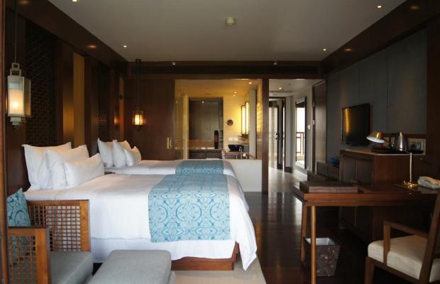 фотографии отеля Anantara Sanya Resort изображение №23