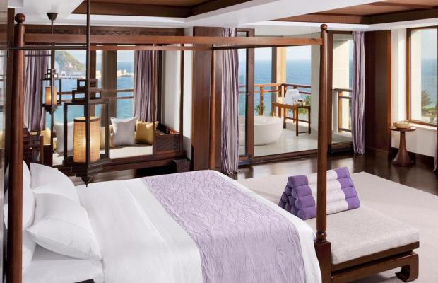 фотографии отеля Anantara Sanya Resort изображение №7
