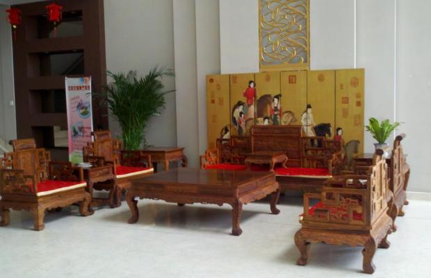 фотографии отеля Beijing Aulympic Airport изображение №15