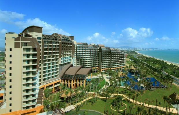 фото отеля Pullman Oceanview Sanya Bay Resort & Spa изображение №1