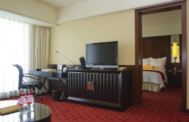 фото отеля Marriott Beijing City Wall изображение №9