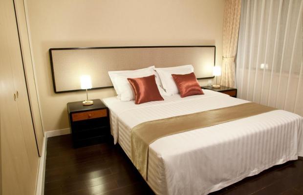 фото отеля Beijing HWA Apartment Hotel изображение №17