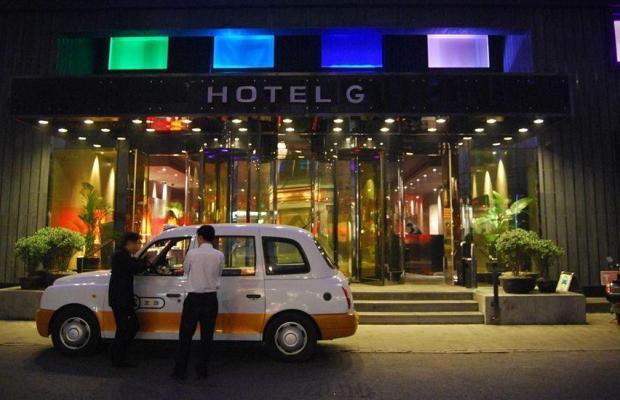фотографии отеля G Hotel изображение №11