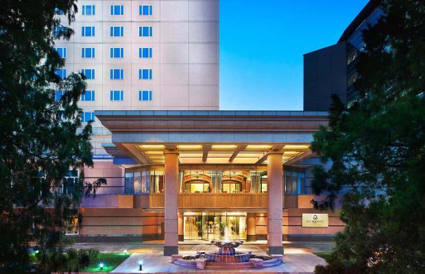 фото отеля The St. Regis Beijing изображение №1