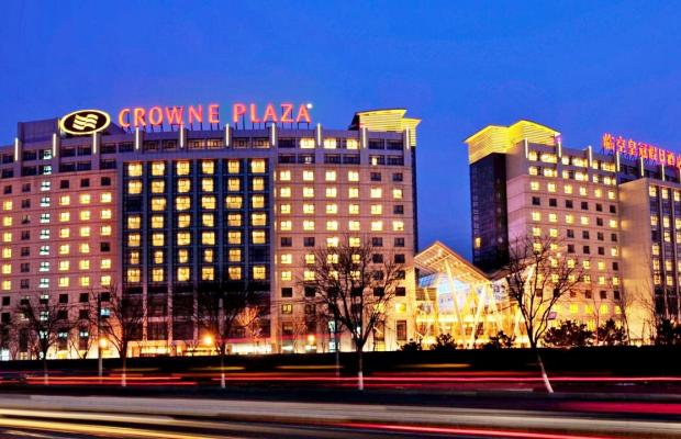 фотографии Crowne Plaza Beijing International Airport изображение №4
