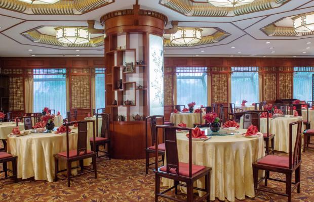 фотографии Radisson Blu Hotel Beijing изображение №32