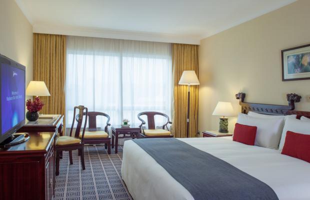 фото отеля Radisson Blu Hotel Beijing изображение №9