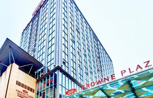 фото отеля Crowne Plaza Hotel Chaoyang U-Town Beijing изображение №1