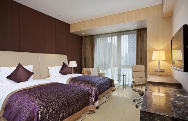 фотографии Crowne Plaza Hotel Chaoyang U-Town Beijing изображение №20