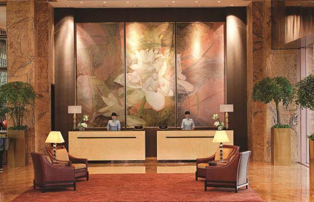 фотографии отеля Fairmont Beijing изображение №15