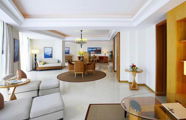 фотографии отеля Sheraton Sanya Resort изображение №43