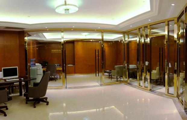фотографии отеля Sheraton Sanya Bay Resort (ex. Tangla Hotel Sanya) изображение №31
