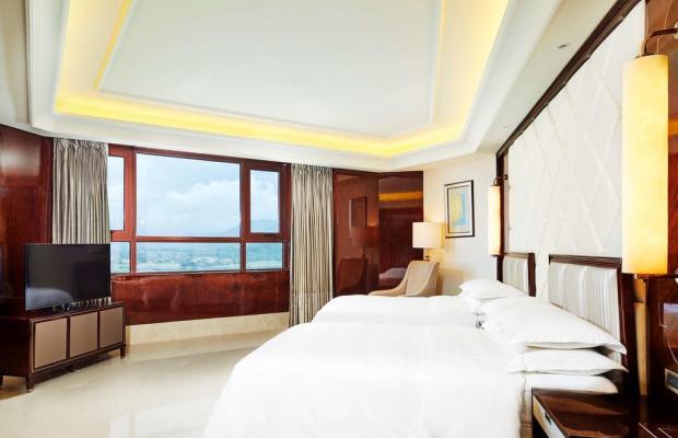 фотографии отеля Sheraton Sanya Bay Resort (ex. Tangla Hotel Sanya) изображение №7