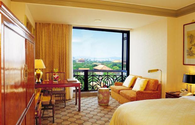 фотографии отеля Grand Hotel Beijing изображение №27
