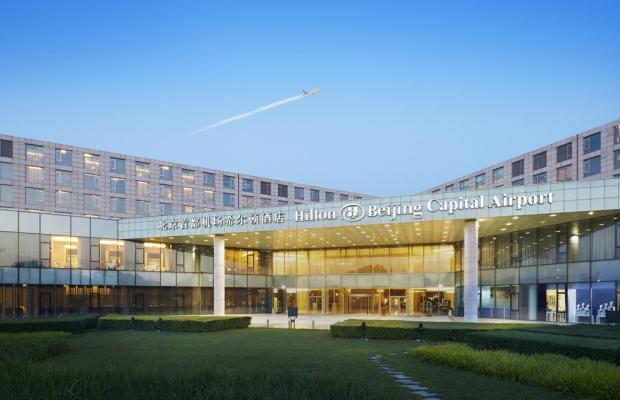 фотографии отеля Hilton Beijing Capital Airport изображение №15