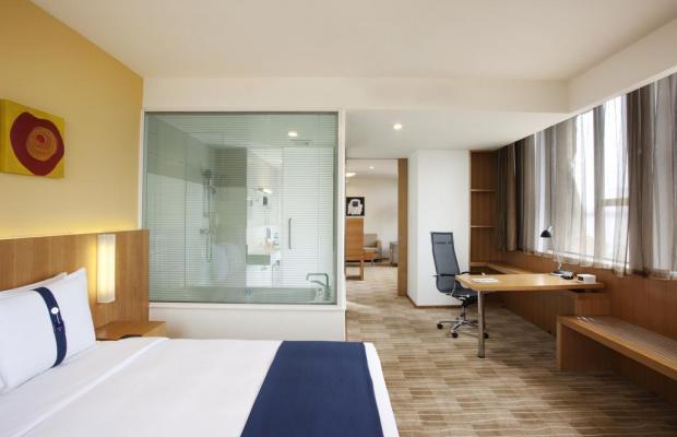 фото отеля Holiday Inn Express Beijing Minzuyuan изображение №13