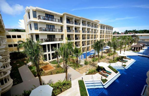 фото отеля Henann Garden Resort (ex. Boracay Garden Resort; Seraph) изображение №1