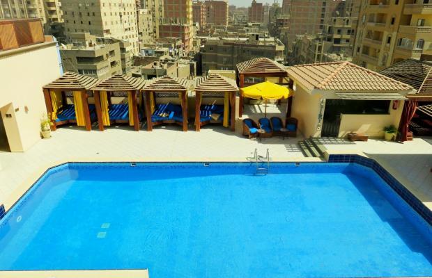 фото отеля Barcelo Cairo Pyramids (ex. Three Pyramids) изображение №1